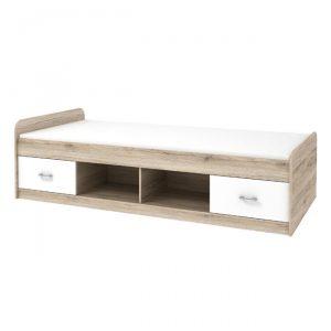 Franek multifunkcyjne łóżko z szufladami 90×200 cm