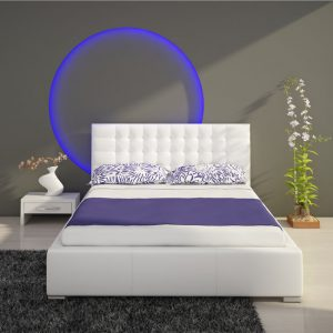 Łóżko tapicerowane ISABELLE 90cm
