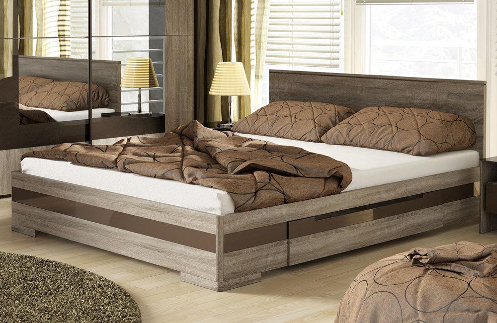 Eleganckie łóżka Do Sypialni 160x200 Cm Dla Domu
