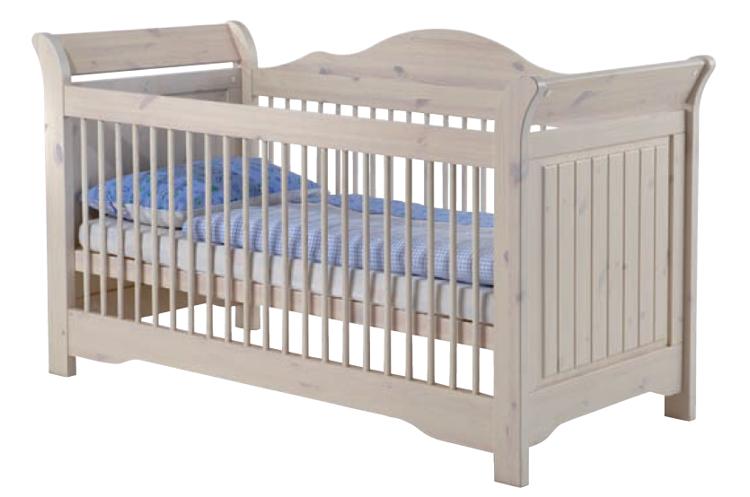 Nowoczesne łóżeczko dla dziecka STEENS