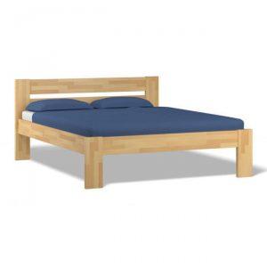 Łóżko bukowe 90×200