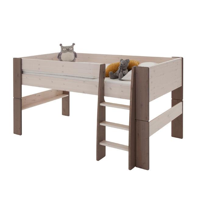 łóżko niskie piętrowe dziecięce Steens for kids