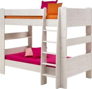 Podwójne łóżko piętrowe dla dzieci