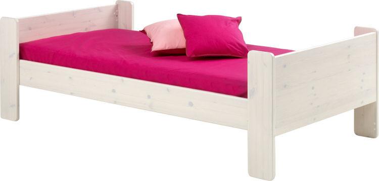 pojedyncze łóżko sosnowe dla dzieci