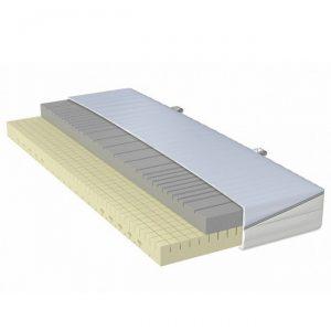 Materac piankowy 90×200 cm 7 strefowy SMART ERGO