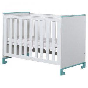 Łóżeczko dla niemowlaka 120×60 cm