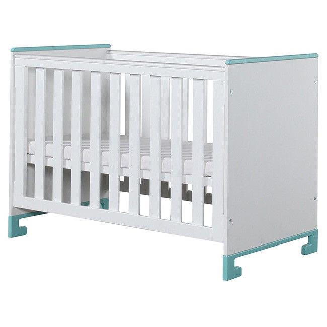 Łóżeczko dla niemowlaka 120x60 cm