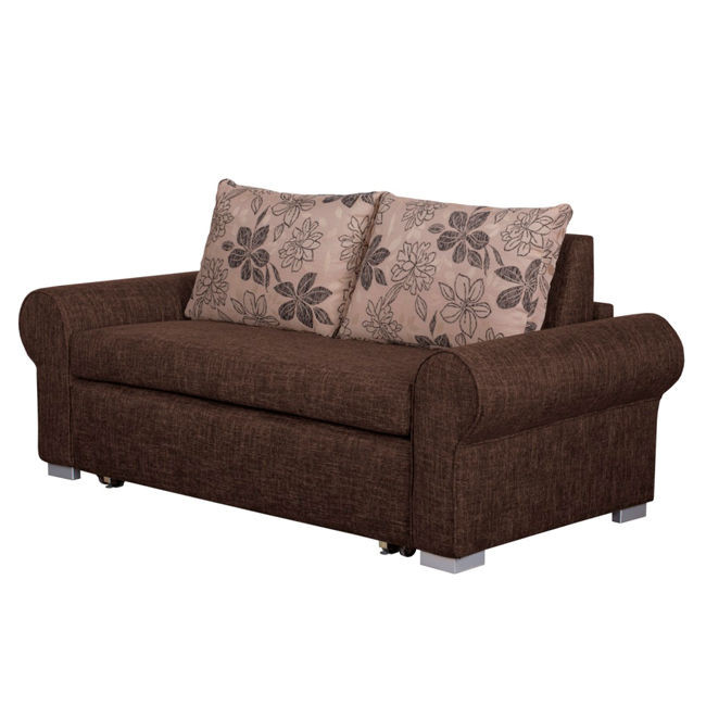 sofa dwuosobowa do spania BALINA 140 cm