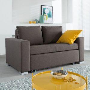Sofa dwuosobowa rozkładana DERRY 140 cm