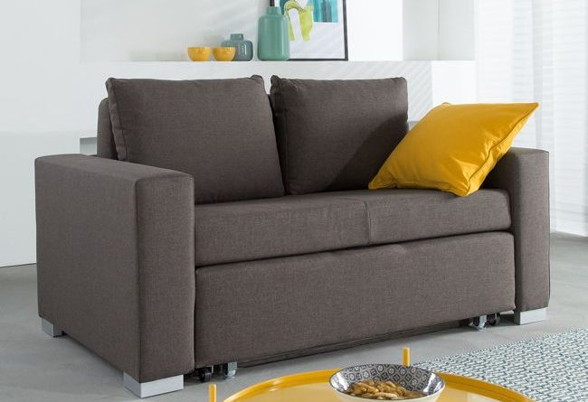 sofa dwuosobowa rozk adana derry 140 cm dla domu. Black Bedroom Furniture Sets. Home Design Ideas