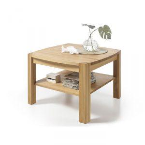 Stolik kwadratowy drewniany Lipsi bukowy