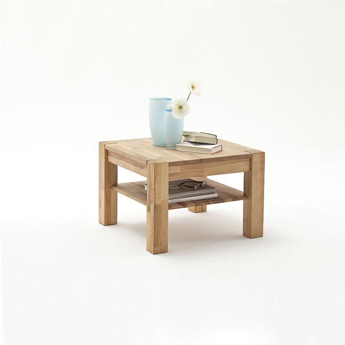 mały kwadratowy stolik Piotr bukowy