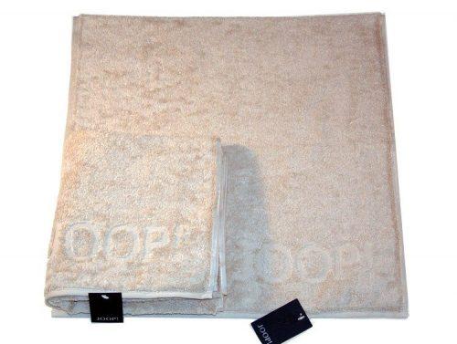 Beżowy ręcznik 140X70 CM gładki