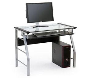 Biurko szklane do komputera B18