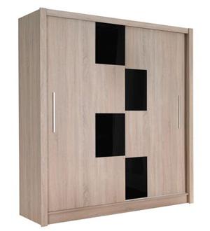 Roma szafa 180 cm 2-drzwiowa przesuwna