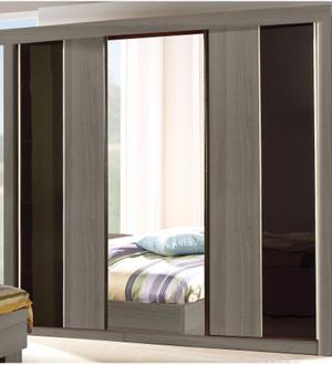 Dublin szafa 3-drzwiowa z lustrem 220 cm