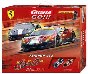 Tor wyścigowy Carrera Go Duch Ferrari zabawka dla dzieci