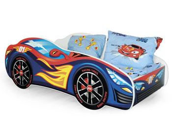 Łóżko samochód dla chłopca Speed