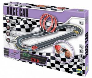 Tor wyścigowy dla dzieci Race Car 530 cm