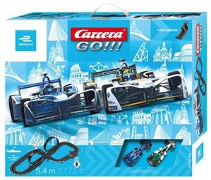 Tor wyścigowy Carrera GO!!! Formula E