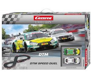 Tor wyścigowy samochodowy Carrera Evolution DTM Speed Duel