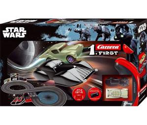 Tor wyścigowy dla dzieci Star Wars