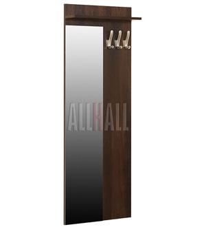 Wieszak wiszący wysoki z lustrem SLW 45L