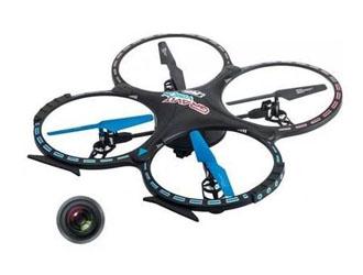 Dron Gravit Vision, kamera HD, loty 3D