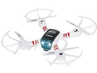 Dron Rebel DOVE WIFI kamera aplikacja