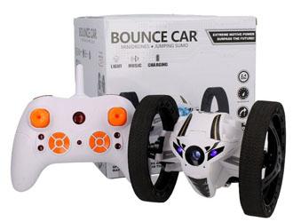 Dron Robot BOUNCE CAR Jeździ Skacze Świeci Z263