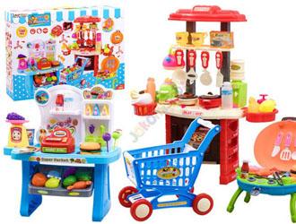 Supermarket Sklep Stragan zestaw dla dzieci -23 %