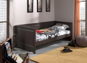 Łóżko Sofa Pino Pojedyncze Kapitańskie łóżko dla dziecka