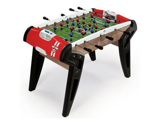 Piłkarzyki Smoby – stół z piłkarzykami dla dzieci