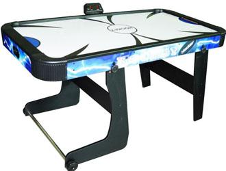 Stół do gry Cymbergaj-AirHockey, elektroniczny Licznik Punktów 152x74x76 cm