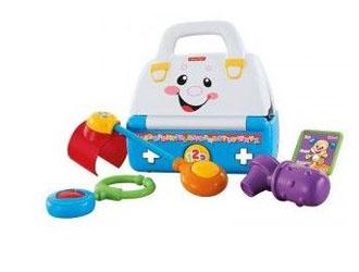 Mały lekarz zabawka dla dzieci Fisher Price CCK35