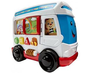 Fisher Price Autobus Szczeniaczka