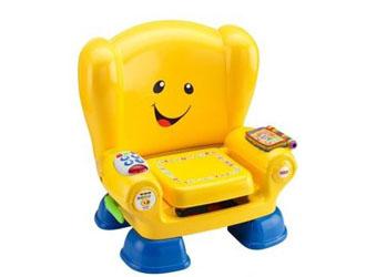 Krzesełko uczydełko - Edukacyjny fotelik malucha Fisher Price CDF63