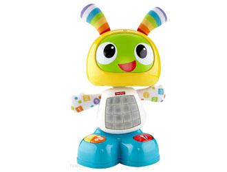 Fisher price robot bebo tańczy śpiewa djx24 pl 9m+