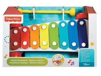 Fisher Price Cymbałki dla dzieci