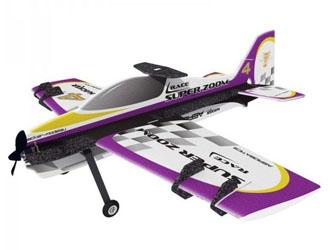Super Zoom Race ARF Violet - Samolot Hacker Model