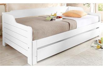 Rozkładane łóżko dziecięce podwójne
