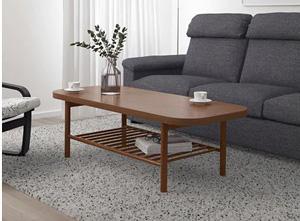 Duży stolik z półką, do salonu