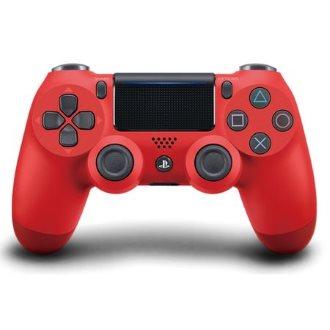 Sony Pad bezprzewodowy DualShock 4 v2 czerwony