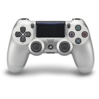 Sony Pad bezprzewodowy DualShock 4 v2 do PS4 srebrny