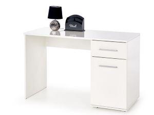 Klasyczne białe biurko LIMA B-1