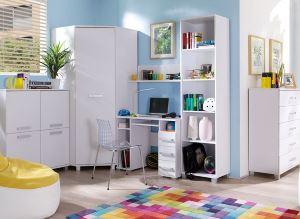 Białe meble dla dzieci ALDO 1