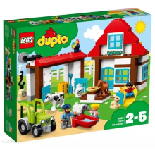 Klocki LEGO DUPLO PRZYGODY NA FARMIE