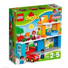 Klocki LEGO DUPLO DOM RODZINNY