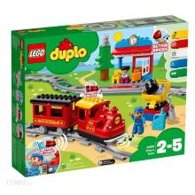 Klocki LEGO DUPLO POCIĄG PAROWY