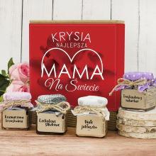 Zestaw naturalnych konfitur na prezent - Najlepsza Mama